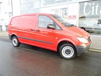 Used Mercedes Vito 109 Compact