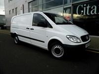 Used Mercedes Vito 109 Lwb Cdi Euro 4