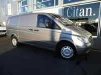 Used Mercedes Vito 111 Long
