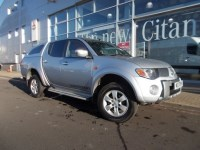 Used Mitsubishi L200 Warrior Double Cab