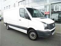 Used VW Crafter Fridge Van Mwb 3.5t ##NO VAT##