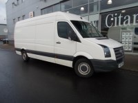Used VW Crafter 35 Blue Tdi Hi-roof Lwb