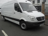 Used Mercedes Sprinter 313 Cdi L/w/b