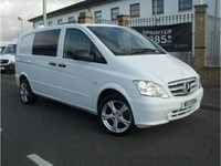 Used Mercedes Vito Dualiner 113cdi Compact
