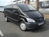 Used Mercedes Vito 113cdi Long