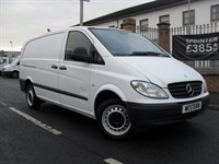 Used Mercedes Vito 111 Cdi