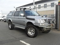 Used Mitsubishi L200 Double Cab Warrior