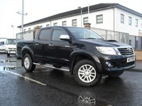 Used Toyota Hilux Invincible D-4d 4x4