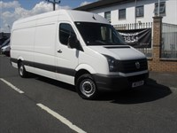 Used VW Crafter Cr35 109 Tdi Bluemotion Lwb