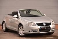 Used VW Eos TDi Cabriolet
