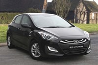 Used Hyundai i30 CRDi (110PS) Blue Drive Active