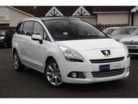 Used Peugeot 5008 e-HDi 115 FAP Allure