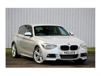 Used BMW 118i 1-series M Sport 3dr Step Auto