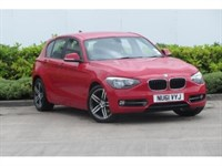 Used BMW 120d 1-series Sport 5dr