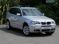 Used BMW X3 2.0d M Sport 5dr Step Auto