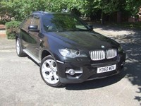 Used BMW X6 xDrive40d 5dr Step Auto