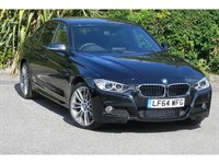 Used BMW 330d 3-series M Sport 4dr Step Auto [Professional Media]