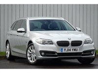 Used BMW 520d 5-series SE 5dr Step Auto [Business Media] [SS]