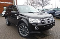 Used Land Rover Freelander TD4 HSE LUX 5dr Auto