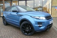 Used Land Rover Range Rover SD4 Dynamic 3dr Auto [9]
