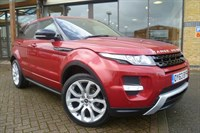 Used Land Rover Range Rover SD4 Dynamic 5dr Auto [9] [Lux Pack]
