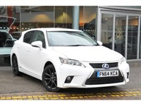 Used Lexus CT 200h Advance 5dr CVT Auto