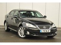 Used Lexus IS 220d SE-I 4dr [Navigation] [2009] [148g/km]