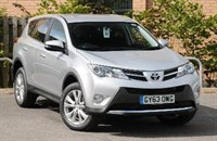 Used Toyota RAV4 2.0 Icon 5dr M-Drive S
