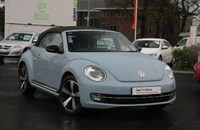 Used VW Beetle TDI 60s Edition 2dr
