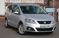 Used SEAT Alhambra TDi SE Lux (170 PS)