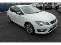 Used SEAT Leon TDi FR (150 PS) S/S