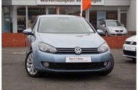 Used VW Golf Tdi Gt (140 Ps) 5-dr