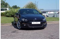 Used VW Scirocco Tdi R Line Bluemotion (140ps) Dsg
