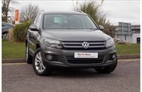 Used VW Tiguan Tdi Se 4motion (170ps)