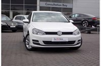 Used VW Golf Tdi Se (105 Ps) 5-dr