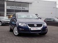 Used VW Passat Tdi Cr Highline (110 Ps)