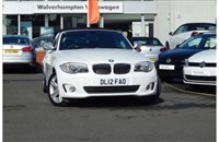 Used BMW 118d 1-series 2.0td Exclusive Edition