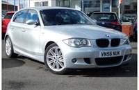 Used BMW 118d 1-series 2.0td M Sport