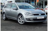 Used VW Golf Tsi Gt (140ps) Estate