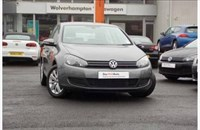 Used VW Golf Tdi Match (105 Ps) Dsg 5-dr