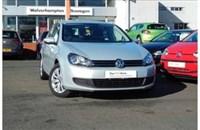 Used VW Golf Tdi Match (105 Ps) 5-dr