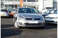 Used VW Golf Tdi Match Bmt S/s (105ps)