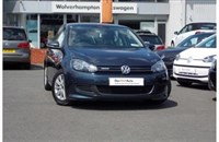 Used VW Golf Tdi Bluemotion (105 Ps) 5-dr