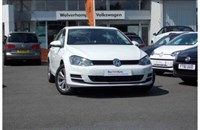 Used VW Golf Tsi Se (122 Ps) 5-dr