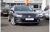Used VW Passat Tdi R Line Bluemotion (140 Ps)