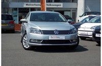 Used VW Passat Tdi Executive Bluemotion (140 Ps)