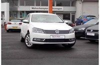 Used VW Passat Tdi Executive Bluemotion (105 Ps)