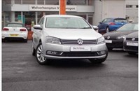 Used VW Passat Tdi Highline Bluemotion (105 Ps)