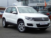 Used VW Tiguan Tsi (160ps) 2wd S Bluemotion
