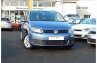 Used VW Touran Tdi Bluemotion Se (105 Ps) Dsg